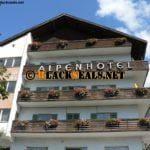 Der Pass ruft: Alpenhotel Ötz
