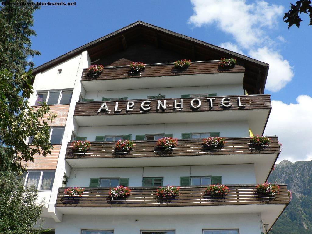 Read more about the article Der Pass ruft: Alpenhotel Ötz