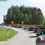 Autumn Spirit 2011: Bilder der Tour und der Stopps