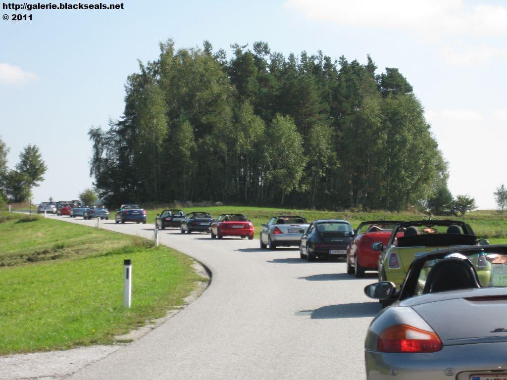 Read more about the article Autumn Spirit 2011: Bilder der Tour und der Stopps