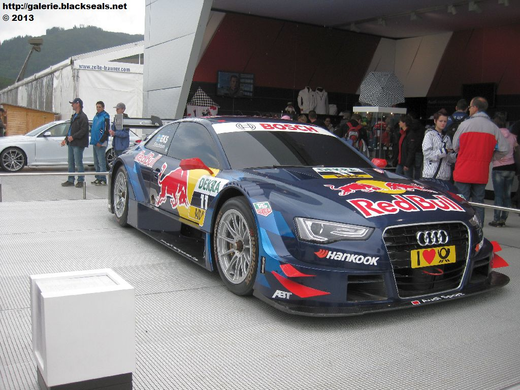 Read more about the article DTM 2013: kleines Best Of'
