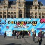 im Wiener Rathaus: die Game City 2012