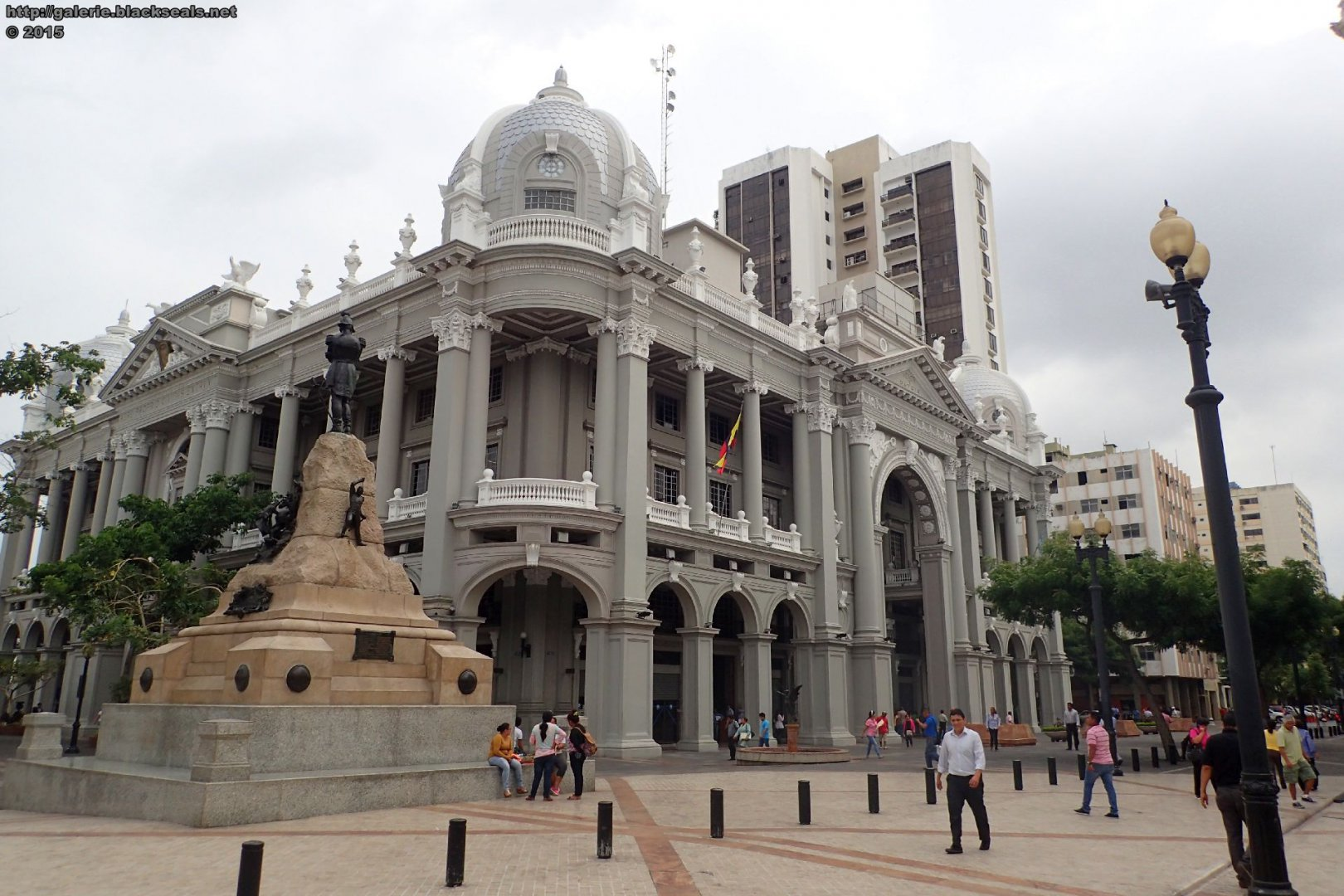 Read more about the article Guayaquil in Ecuador