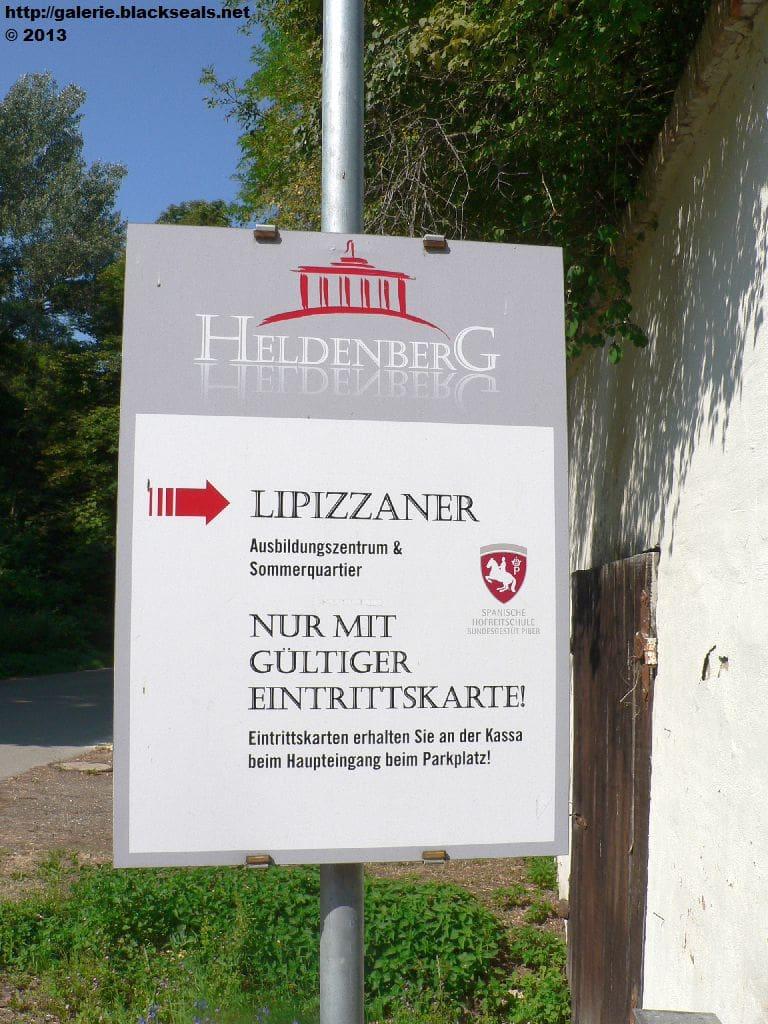 Saturday Night Cruising 2013: Lipizzaner in Heldenberg