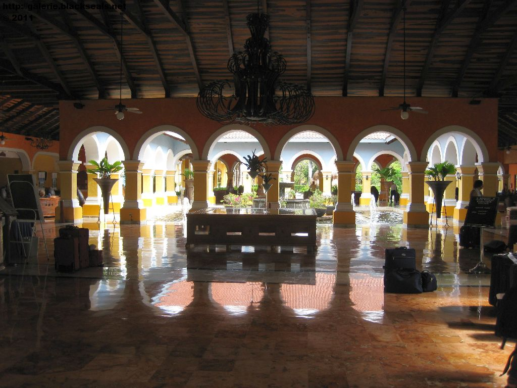 Read more about the article Mexiko 2011: Hotel Iberostar Paraiso Beach
