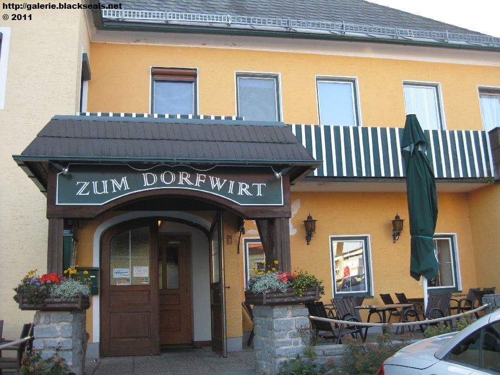 Read more about the article Autumn Spirit 2011: Hotel zum Dorfwirt