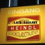 Lange Nacht der Museen 2010: Heindl Schokomuseum