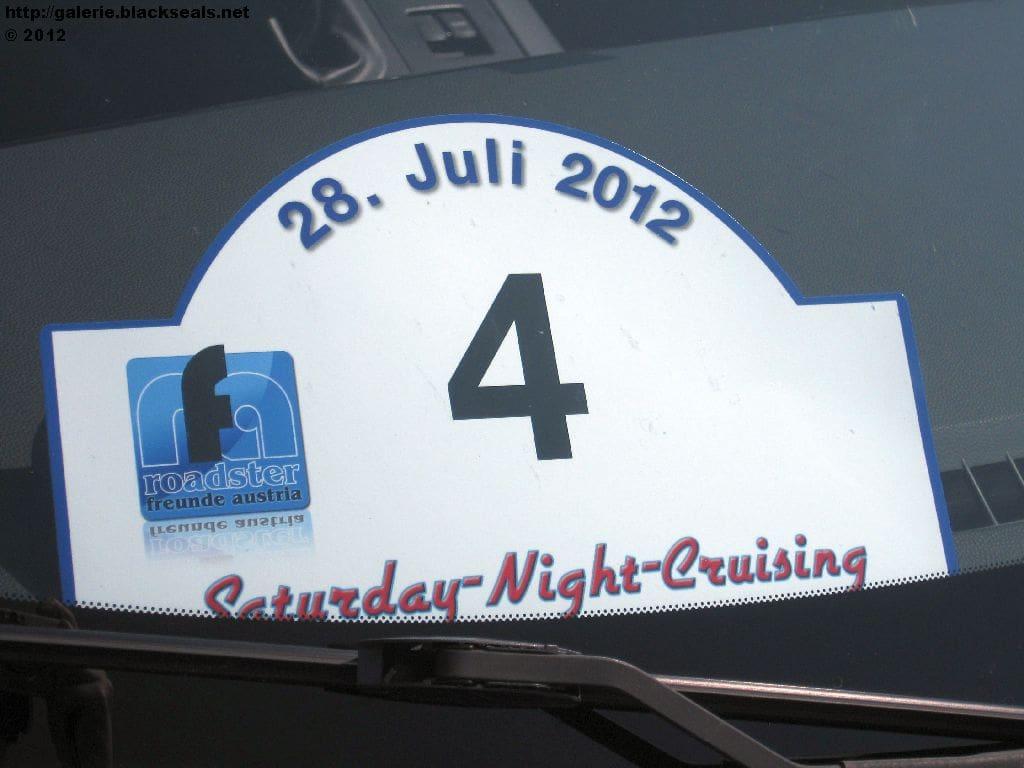Saturday Night Cruising 2012: Best Of'
