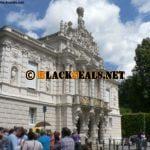 Der Pass ruft: Schloss Linderhof