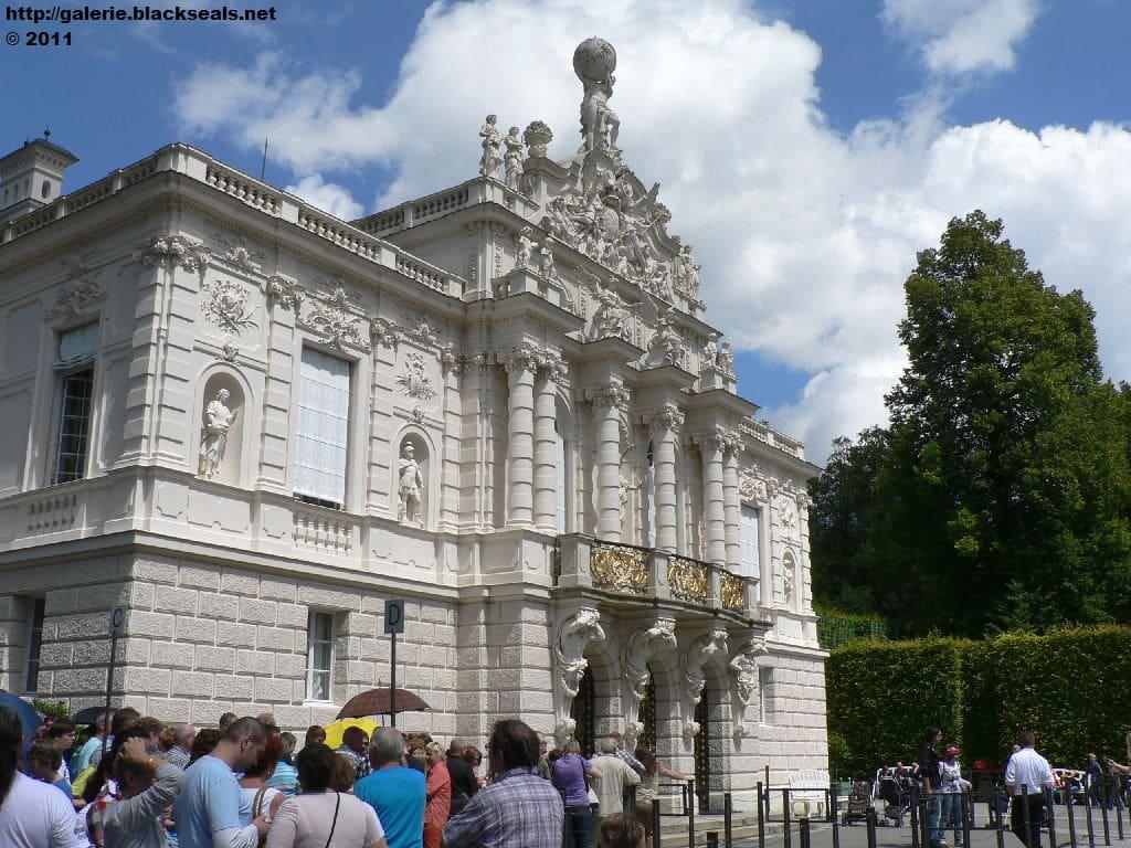 Read more about the article Der Pass ruft: Schloss Linderhof