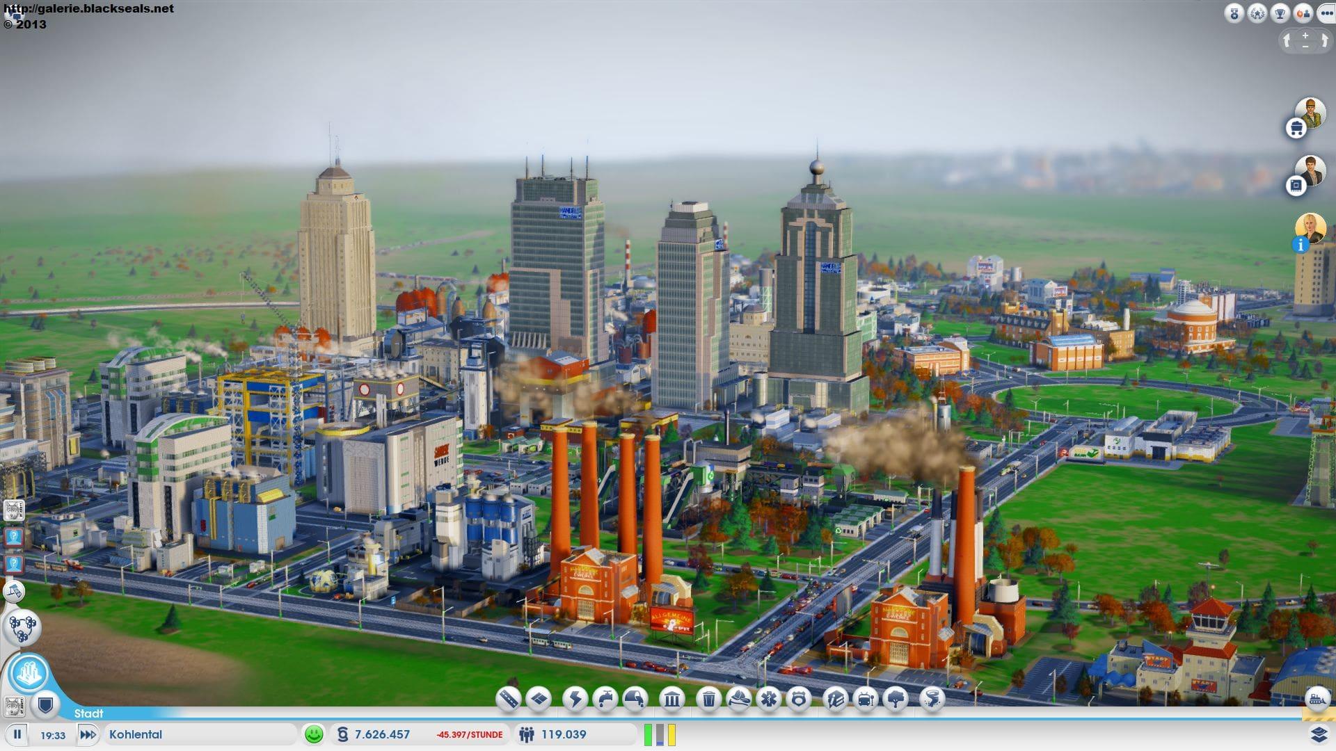 Computer: SimCity