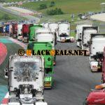Truck Race Trophy 2015 + Camping