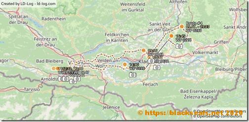 sommertour-2020-tag-2-map