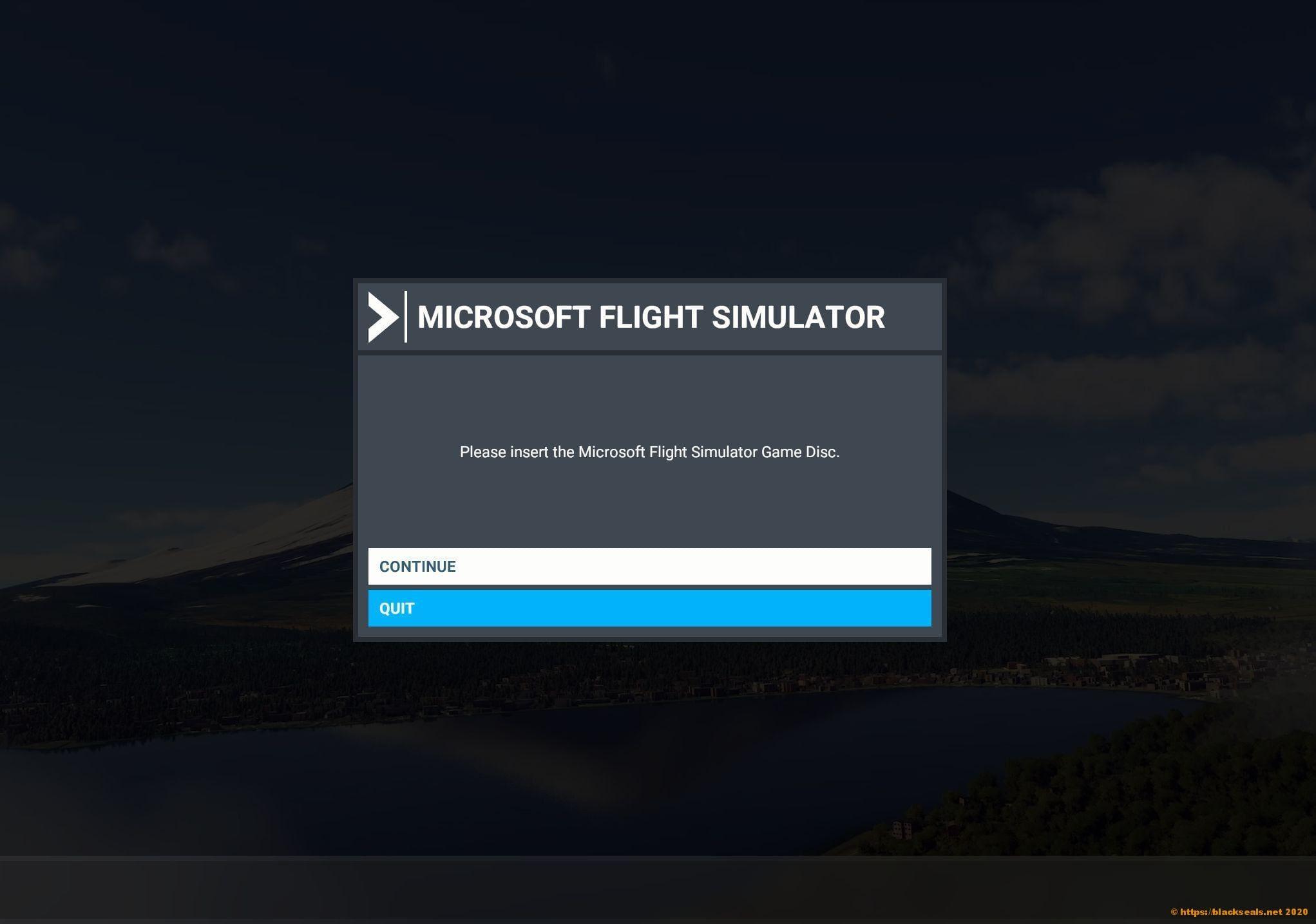 Read more about the article Flight Simulator 2020: Digitalversion verlangt nach Spielmedium
