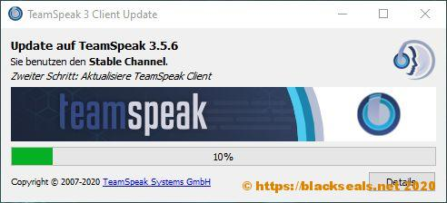 Read more about the article TeamSpeak Client 3.5.6 ist erschienen