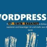 WordPress 5.7.1 und 5.6.3 sind da