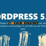 WordPress 5.7.2 und 5.6.4 sind da