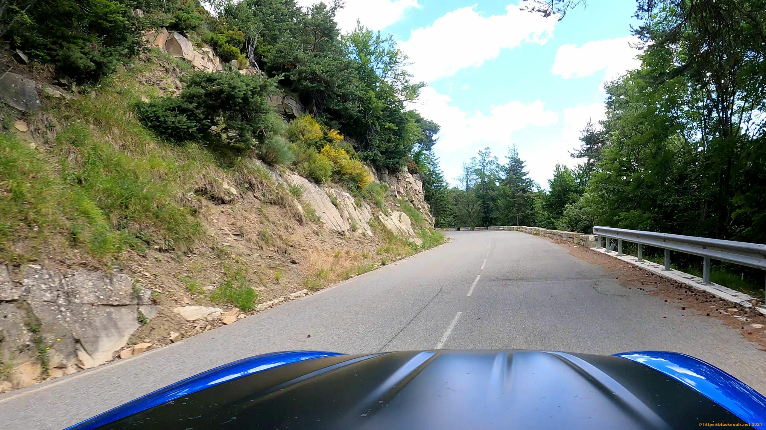 Read more about the article Sommertour 2021: Tag 7 mit Rallye-Spuren