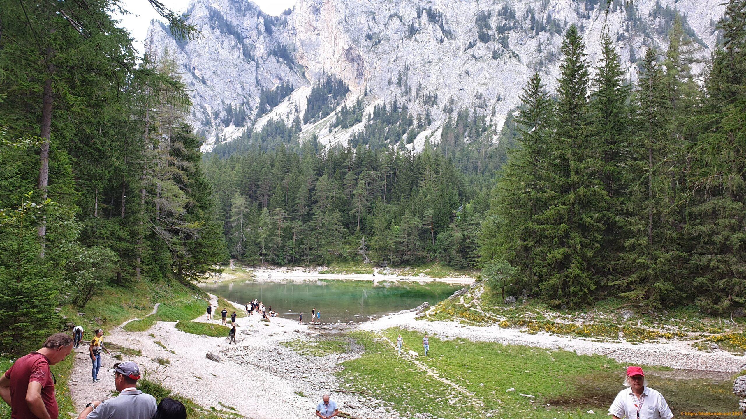 Read more about the article 124 Spider Treffen 2021: Tour zum Grünen See