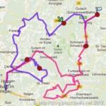 Tag 4: Waldkirch, Freiburg und Hexenloch