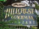 The Hillcrest Coachman Restaurant