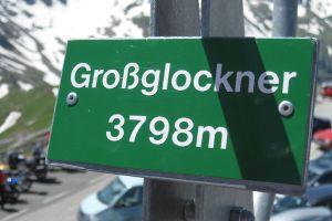 2. Roadster Glockner Tour 2010